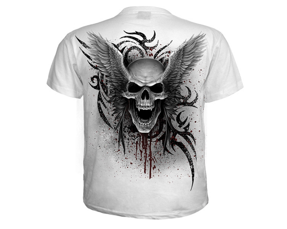 T-shirt tête de mort - Ascension