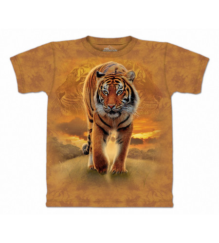Sun tiger - T-shirt tigre - The Mountain