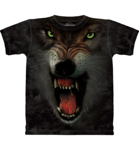Grrrrrr - T-shirt loup - The Mountain
