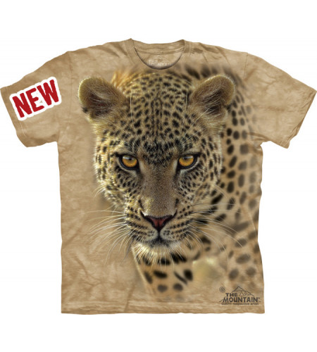t-shirt animal leopard