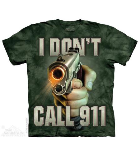 Call 911 - Tee-shirt homme - The Mountain