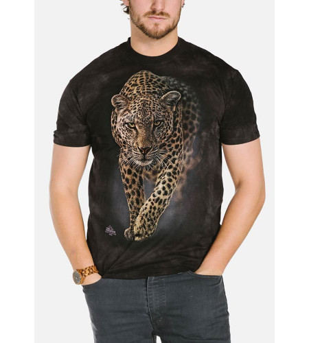 Savage leopard - Tee-shirt - The Mountain