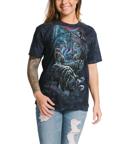 Wolf pack - Tee-shirt loups - The Mountain