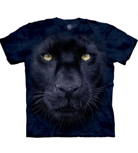 Panther gaze - T-shirt félin - The Mountain