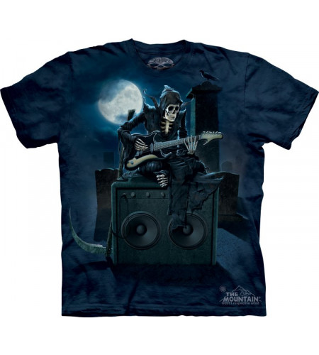 tee shirt rock heavy metal