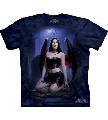 Graveyard vamp - T-shirt vampire  gothique - Skulbone