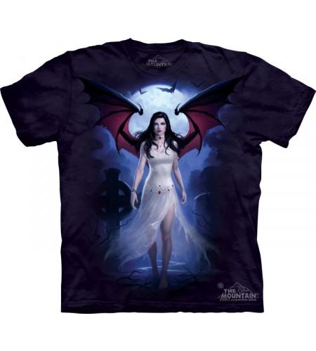 Vampire night - T-shirt skulbone
