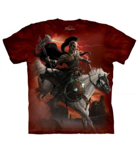 Dark rider - Tee-shirt cavalier apocalypse - The Mountain