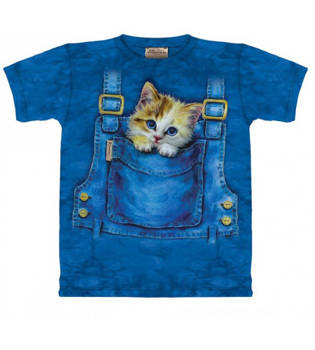 Kitty - T-shirt enfant chat - The Mountain