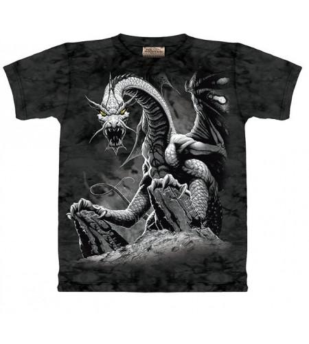 boutique vente de tee shirt motif dragons the mountain