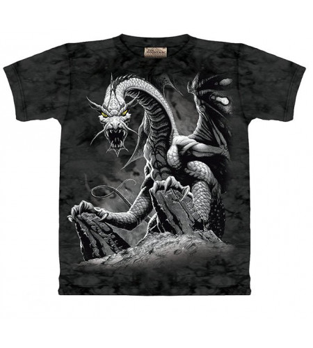 Black Dragon T-shirt - The Mountain