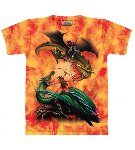 Duel Dragons - T-shirt enfant - The Mountain