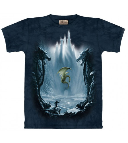 Dragon Valley - T-shirt - The Mountain
