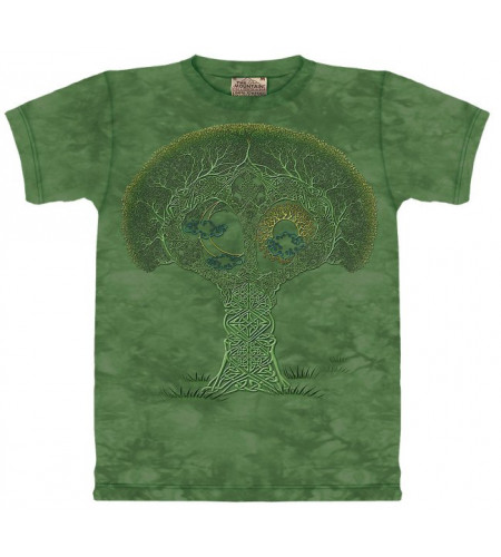 Arbre Celtique - Celtic roots - T-shirt - The Mountain