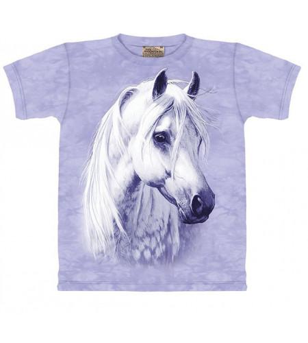 Cheval portrait - T-shirt enfant - The Mountain