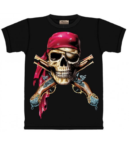 Pirate T-shirt - The Mountain