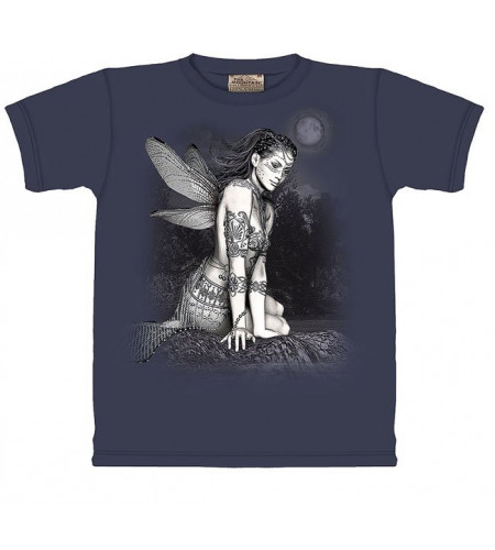 Chrystalline T-shirt fée - The Mountain