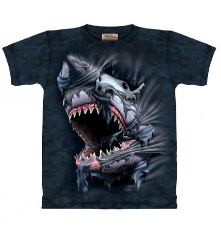 Requin T-shirt - The Mountain