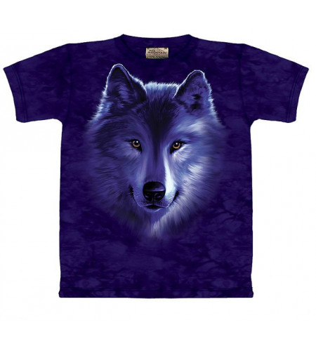 Wolf Fade T-shirt enfant loup - The Mountain