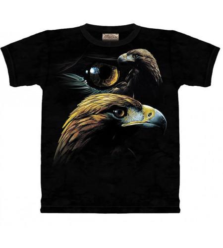 Eagle collage T-shirt aigle - The Mountain