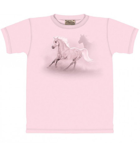 The fastest T-shirt cheval - The Mountain