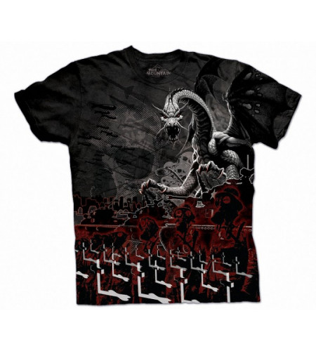 War dragon - T-shirt - The Mountain