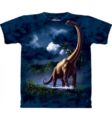 Brachiosaurus - T-shirt enfant THE MOUNTAIN dinosaure