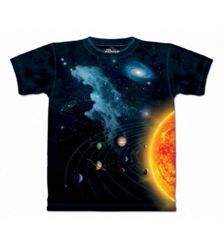 Solar system - T-shirt enfant - The Mountain