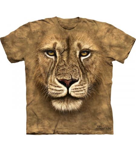 tshirt enfant animaux lion