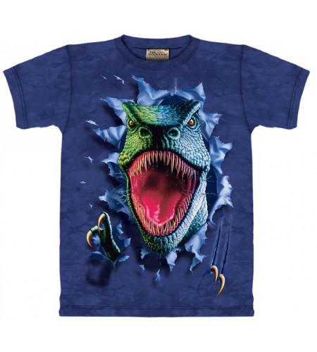 Dinosaure rex T-shirt enfant - The Mountain