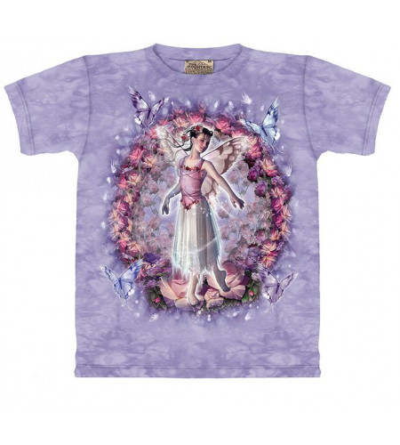 Rose fairy - T-shirt enfant fée - The Mountain