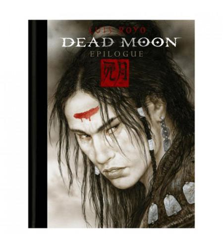 dead moon epilogue luis royo