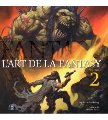 L'art de la fantasy Vol.2 - Livre