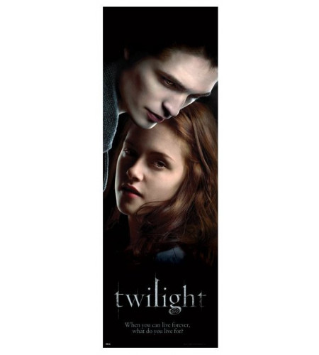 Twilight Edward et Bella - Poster de porte
