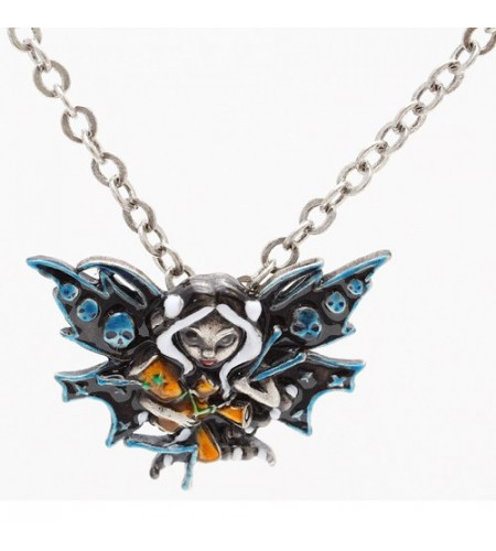 Fairy voodoo Pendentif et chaine
