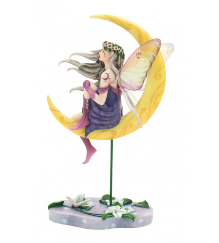 Moon Flower - Figurine fée