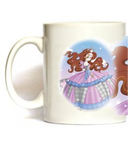 Fairy Princess Mug Tasse