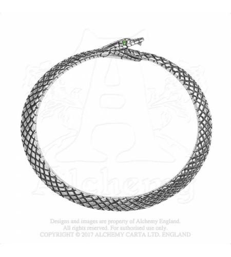 The Sophia Serpent - Bracelet - Alchemy Gothic
