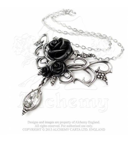 Bacchanal Rose - Bijou collier - Alchemy Gothic