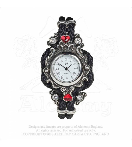 boutique vente montre romantique bijou affiance alchemy gothic en france