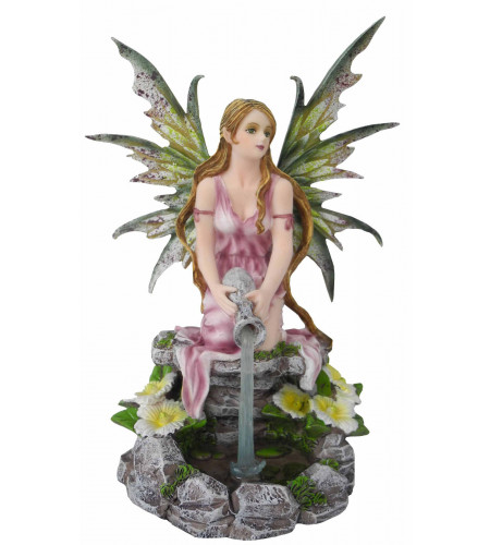 magasin vente figurines déco petit peuple fée contes et légendes