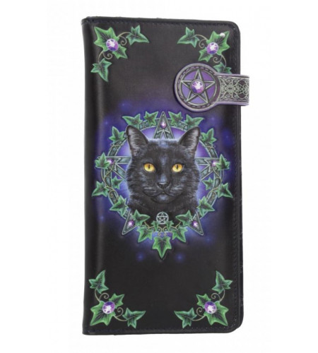 The charmed one - Portefeuille - Chat - Relief - 18.5cm