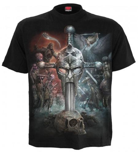 Apocalypse - T-shirt homme - Dark fantasy - Spiral