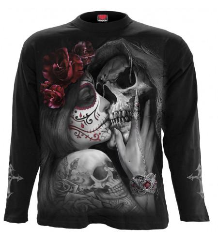 Dead kiss - T-shirt homme - Dark gothic