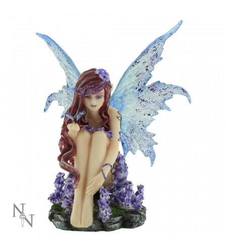 Azure - Figurine fée elfe