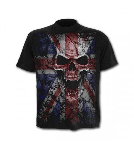 Union wrath - T-shirt homme - Tête de mort