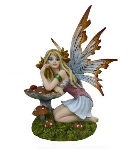 boutique féerique figurine fée elfe phiala