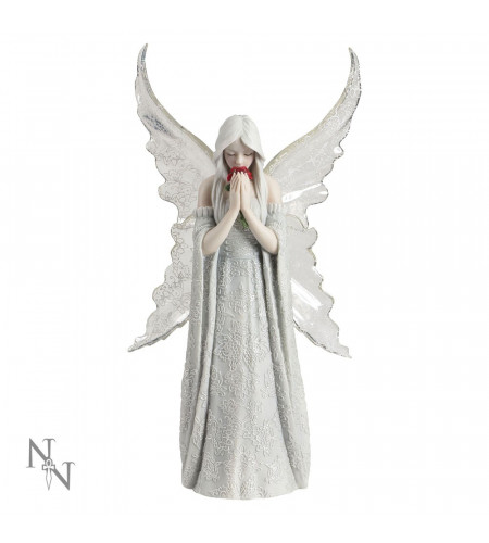 Only love remains - Figurine fée elfe - Anne Stokes (26x9x10 cm)