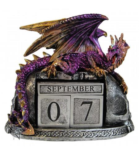 Boutique vente figurine dragon calendrier déco