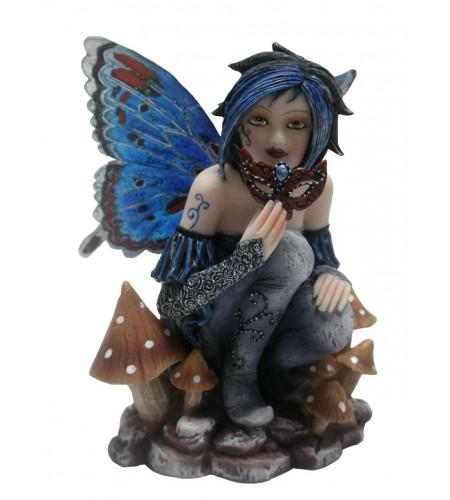 Figurine fée elfe (11x7 cm)